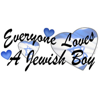 Loves a Jewish Boy
