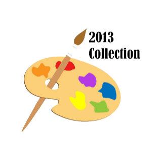 Acrylic Paintings 2013