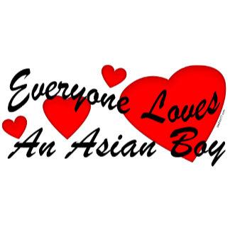 Loves an Asian Boy