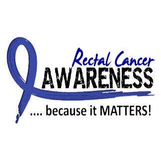 Awareness 2 Rectal Cancer