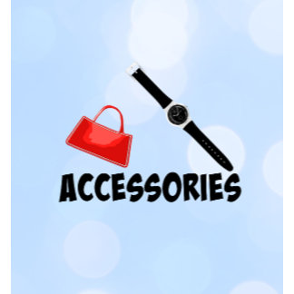 ACCESSORIES, Bags, Luggage, Wallets, Watches...