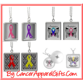 Necklaces, Jewelry and Gifts - Awareness Ribbons