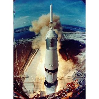 Apollo Manned Moon Landing