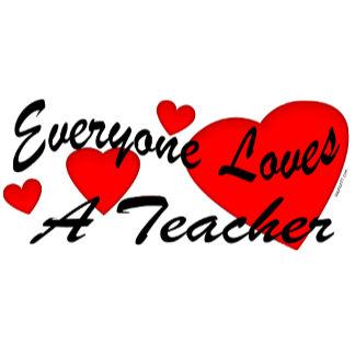 Loves a Teacher