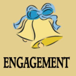 Engagement Announcement Tshirts