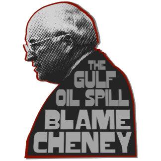 ➢ Gulf Oil Spill – Blame Cheney