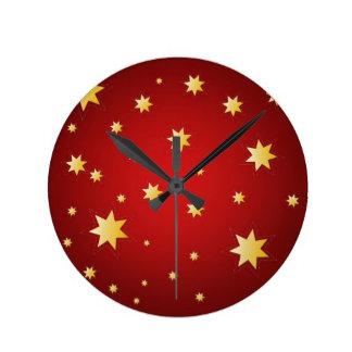 Artistic wall clocks