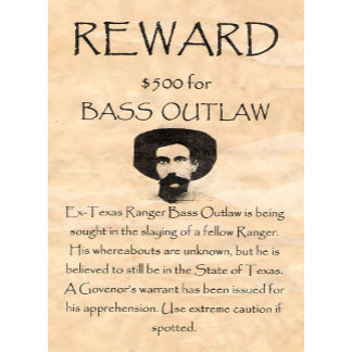 Bass Outlaw Wanted