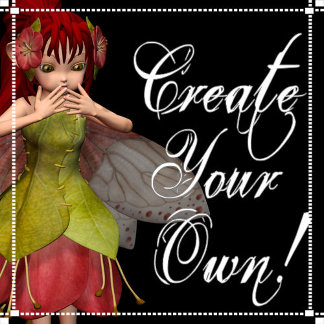 ♪♫♪ Create Your Own Gifts ~ Customize Blank Stuff