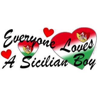 Loves a Sicilian Boy