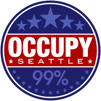 ➢ Occupy Seattle Emblem
