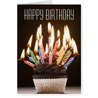 Birthday Cards and Postage
