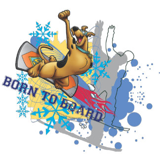 "Scooby Doo ""Born To Board"""