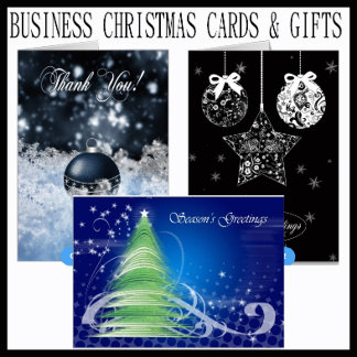 BUSINESS CHRISTMAS CARDS & GIFTS