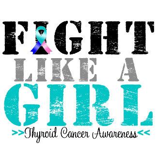 Thyroid Cancer Fight Like a Girl