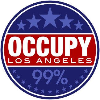 ➢ Occupy Los Angeles Emblem