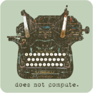 Does Not Compute (Vintage)