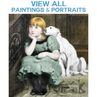 Art Paintings / Portraits