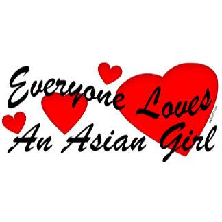 Loves an Asian Girl