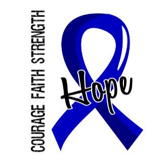 Courage Faith Hope 5 Rectal Cancer