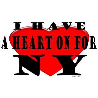 Heart On For NY