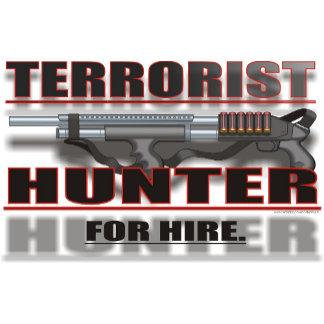 TERRORIST HUNTER FOR HIRE