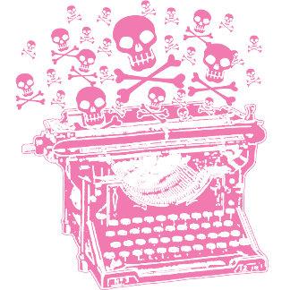 Pink Poison Writing
