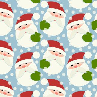 cute Santa pattern