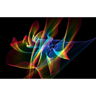 Aurora Ribbons, Rainbow Veils