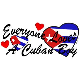 Loves a Cuban Boy
