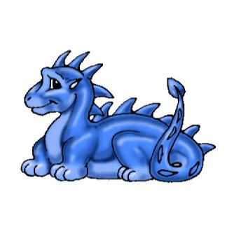 Baby Blue Dragon
