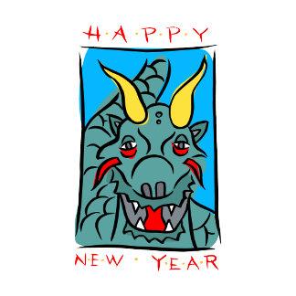 Happy New Years Dragon