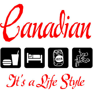 Naughty Canadian T-Shirt Gift Cards