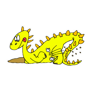Digger the dragon