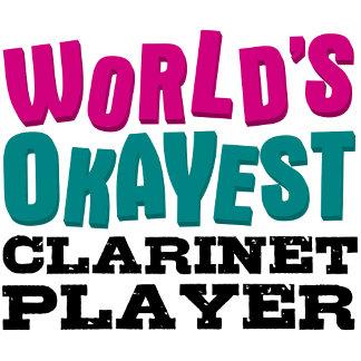 World's Okayest Clarinet Player