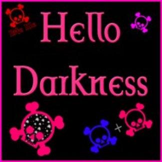 Goth/Pink/Emo - Skulls