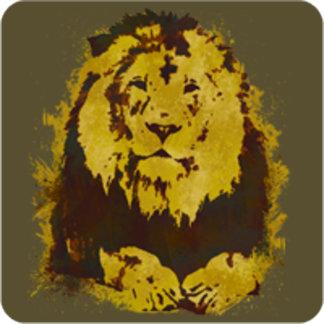 Lion (Watercolor)