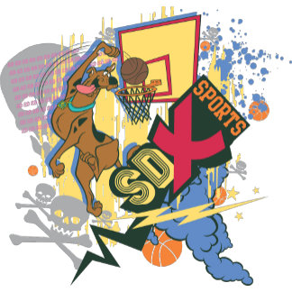 """Scooby Doo """"SDX Sports"""""""