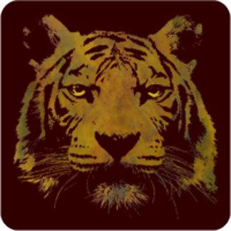 Tiger (Watercolor)