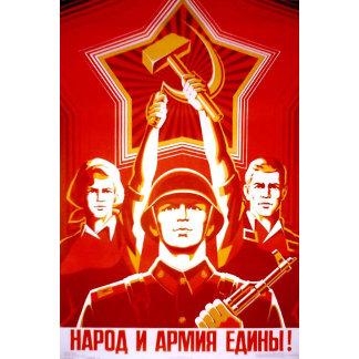 Vintage USSR Propaganda