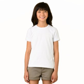 American Apparel Fine Jersey T-Shirt, White
