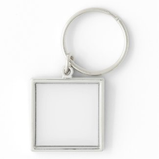 Button Key Ring