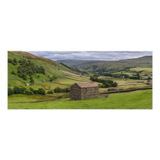 Swaledale, The Yorkshire Dales poster