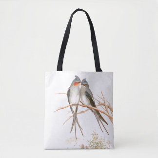 Swallow Birds Wildlife Animals Tote Bag