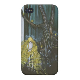 Swedish folklore and magic iphone 4 case