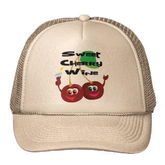 Sweet Cherry Wine Cap