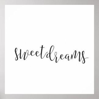 Sweet Dreams Print