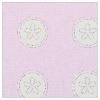 sweet romantic pink wallpaper fabric