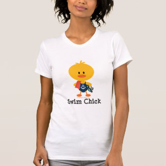 Swim Chick Swimmer Shirt