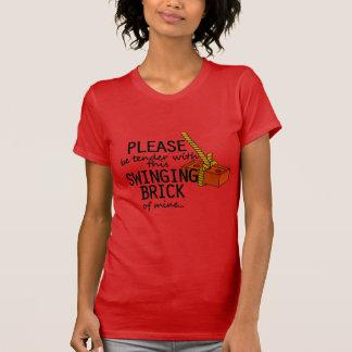 Swinging Brick T-shirt